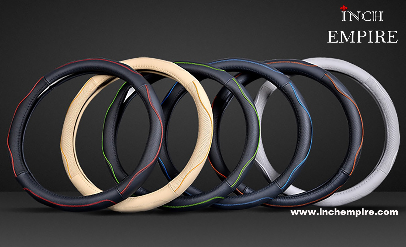 Empire Car Covers: Steering Wheel Covers INCHEMPIRE-1716-03